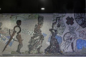 Metropolitana-di-Napoli-stazione-Toledo-mosaici-di-William-Kentridge-480x320